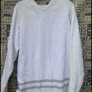 Nike V neck M size sweater